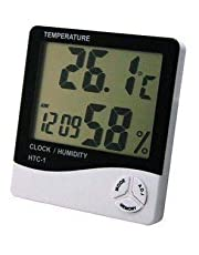 Thermometer and Humidity Scale