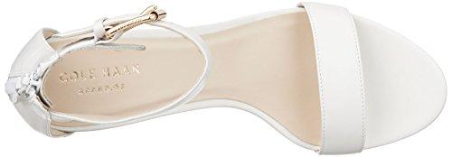 [コールハーン] レディースファッションサンダル 【公式】 クラレット II オプティック ホワイト レザー 22 cm