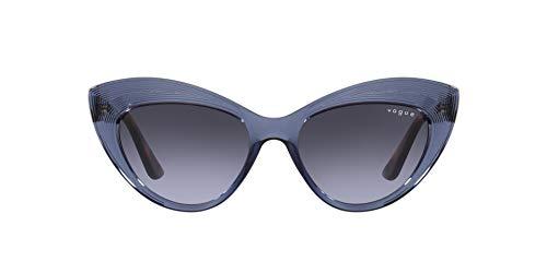 Vogue Gafas de Sol VO 5377S Blue/Grey Violet Shaded 52/17/140 mujer