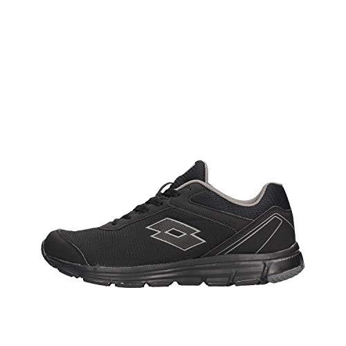 Lotto Speedride 500 IV Herren Sneaker T6091 Schwarz, Schuhgröße:47 EU