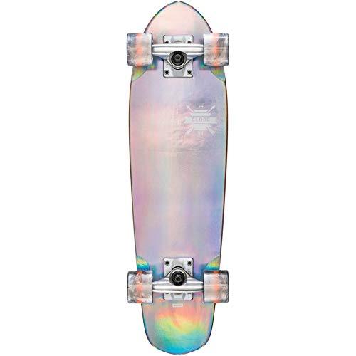GLOBE Skateboards Blazer Cruiser Complete Skateboard, Prism/Lit