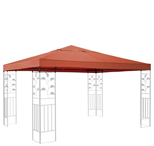 Quick-Star Replacement Roof for Gazebo 3 x 3 m Terra Replacement Cover