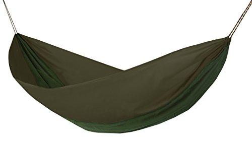 HAMAKA Single Hängematte, olivgrün, One Size