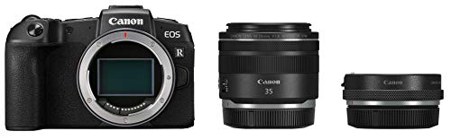 Canon ミラーレス一眼カメラ EOS RP RF35 MACRO IS STM マウントアダプターキット EOSRP-35MISMADK