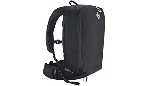 Black Diamond Pilot 11 JetForce Avalanche Airbag Pack (Black, MD/LG) by Black Diamond