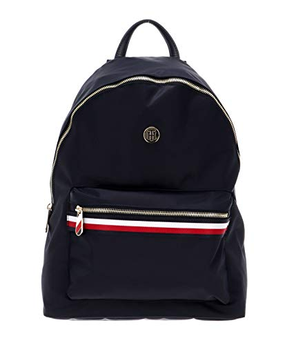 Tommy Hilfiger Rucksack Citybackpack Poppy Backpack 20L Blau AW0AW08823-CJM