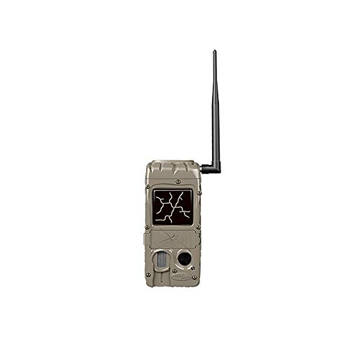 Cuddeback Cuddelink Power House Wireless Network 20 MP Hunting/Scouting Waterproof Game Trail Camera - 100+ ft Range with Time Lapse, Day/Night Images, and Video