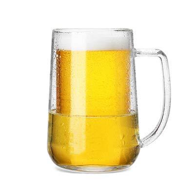 Bevroren Mok van het Bier met grote capaciteit Juice Cup Creative Mok van het Glas