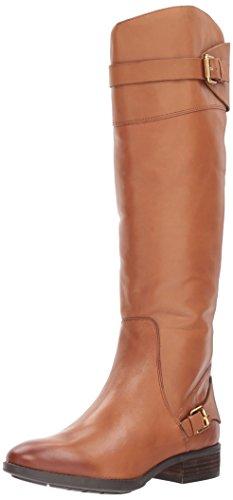 Price comparison product image Sam Edelman Women's Portman Knee High Boot,  Whiskey,  7.5 Medium US