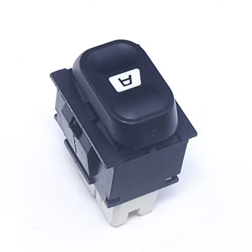 MYlnb Interruptor de elevación de Control de Ventana eléctrica automática, para Citroen Berlingo Xsara Jumpy, para Peugeot 406 Partner 6552.KT 6552.Z7