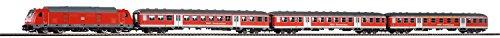 Piko 58133 Diesellok BR 245 Plus 2 x Nahverkehrswagen Bnb Plus 1 x ABnrzb DB VI, Schienenfahrzeug