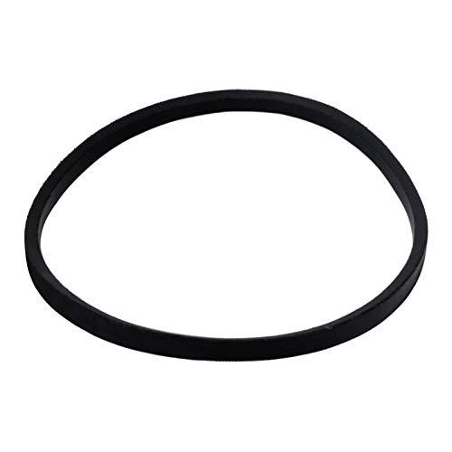 XBaofu 1pc V-Belt O (Z) Art Closed-Loop-Kautschuk Schwarz Waschmaschine Gürtel O1067 / 1080/1100/1150/1180/1200 Getriebe-Antriebsriemen (Größe : O 1120)