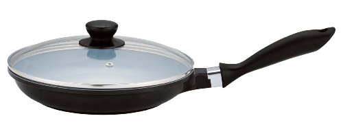 Healthy Legend 12' Fry Pan with Non-stick German Weilburger Ceramic Coating - Induction Ready, ECO Friendly Non-toxic Cookware