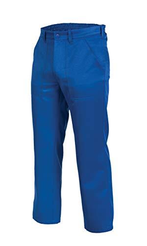 Sara Workwear Arbeitshose Pirat, Farbe: Blau, Größe: 58