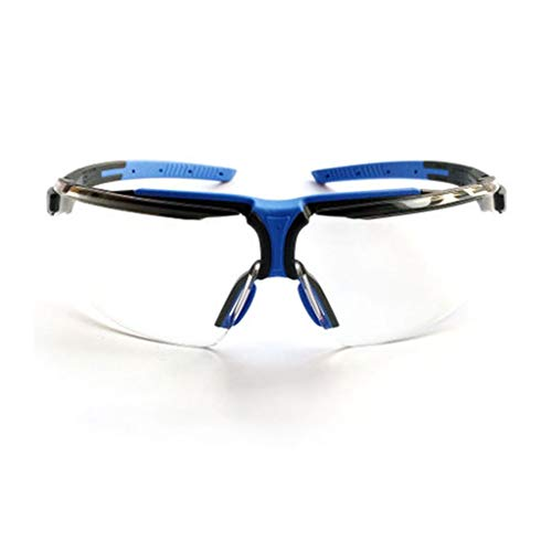 Anti-Beschlag- und Kratzschutzbrille, Laborschutzbrille Spritzwassergeschützt, staubdicht, winddicht, Reitspiegel