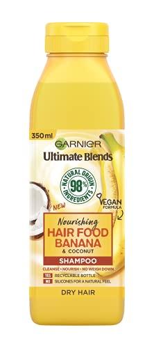 Garnier Ultimate Blends Nourishing Shampoo for Dry Hair, 350ml