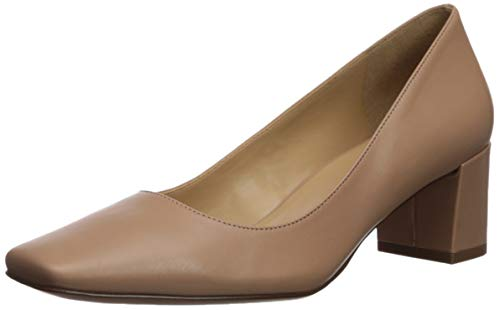 Naturalizer Women's Karina Pump, Gingersnap Leather, 10.5