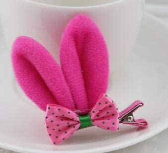 HTHAU Pet Grooming Accessories Bunny Hairpin Dogs Headwear Style Limited time trial price Max 60% OFF