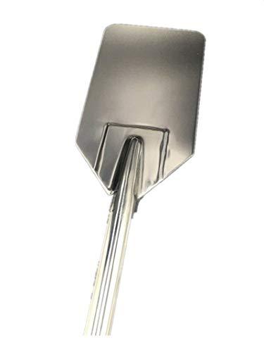 YUCHENGTECH grande asta di miscelazione elica tipo agitatore allungato agitatore Overlength Blender in acciaio inox per laboratorio cucina fabbrica miscelazione (24x11.5x150cm)