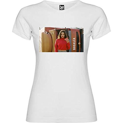 Desconocido Camiseta Rosa Flamenco -