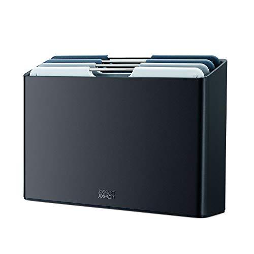 キッチン 家電 鍋 調理器具 まな板 JosephJoseph/ジョセフジョセフ フォリオ レギュラー まな板 4枚セット H76603(サイズはありません イ:グラファイト)