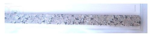 Abschlußkappe für Fensterbänke, InStyle-Blende Type 3 Granit VE1 ca. 2,4 cm breit