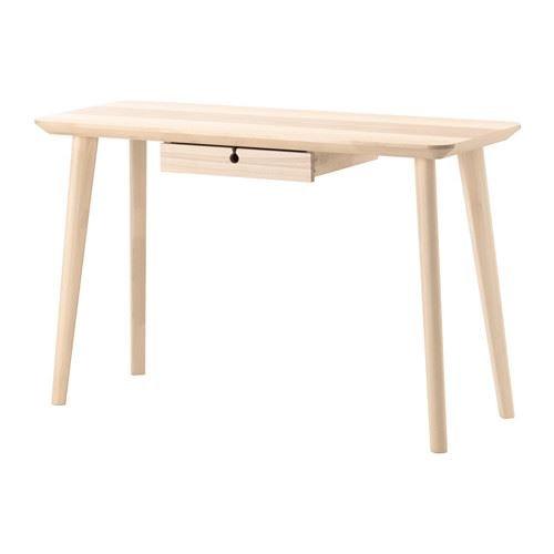 LISABO - Escritorio (madera de fresno)