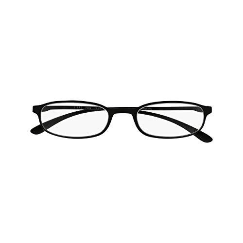FLEXIBLE BLACK - Gafas de Lectura Hombre - 2.00
