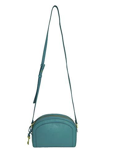 Fossil Damen Handtasche Tasche Schultertasche Chelsea Crossbody Blau ZB7633-981