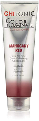 CHI Ionic Illuminate Mahogany Red Color Conditioner , 8.5 Fl Oz