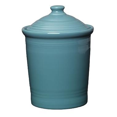 Fiesta 2-Quart Canister, Medium, Turquoise
