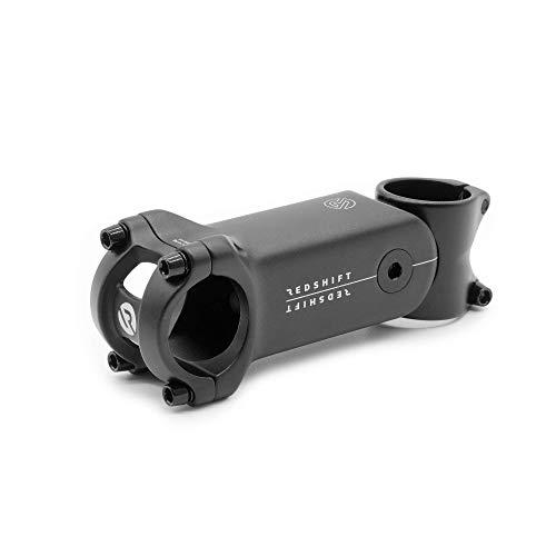 REDSHIFT – ShockStop Attacco Manubrio Ammortizzato per Bici da Corsa, Attacco Antivibrazioni per MTB, Gravel, E-Bike e Ibride, Compatibile con Manubri da 28,6 mm (1 1/8 Pollici), 6 Gradi x 110 mm