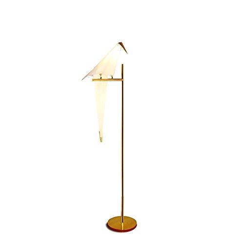 Moderne LED Lampadaire Creative Bird Lampadaire, Lampe Acrylique Lampadaire Lampe De Protection Des Yeux, Salon Salon Dortoir Chambre Lampadaire Lampadaire