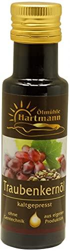 Ölmühle Hartmann GbR - Schwäbisches Traubenkernöl - 100 ml