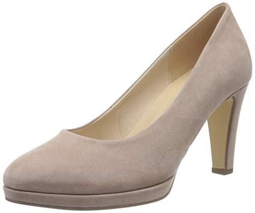 Gabor Shoes Damen Fashion Pumps, Mehrfarbig (Antikrosa 44), 41 EU