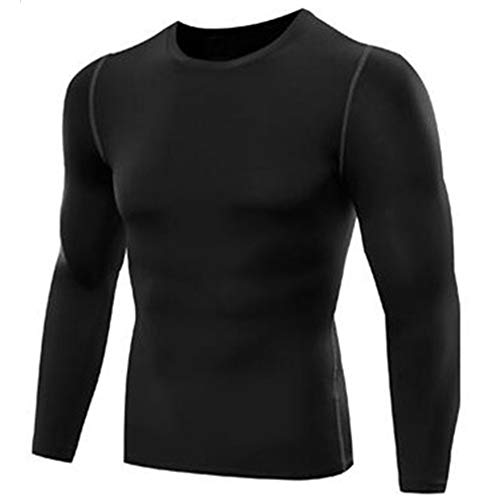 31o622nYaOL. SS500  - CROSS1946 Men's Compression Top Base Layer Long Sleeve Sports Shirt for Workout Running Jogging Riding