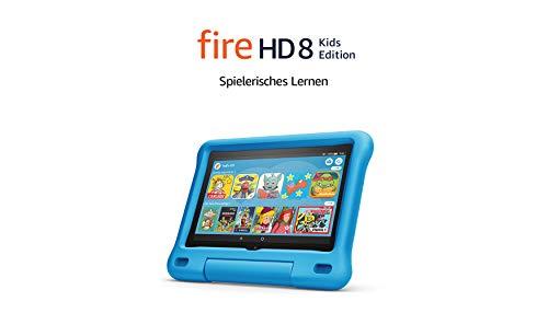 Amazon Fire HD 8 – Kinder-Tablet – Kids Edition (2020) – 8 Zoll, 32 GB - 16