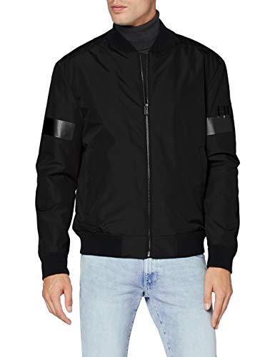 HUGO Herren Jacket Boris2041, Black (1), L