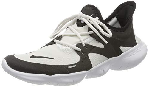 Nike Free RN 5.0 W White/Black/Black