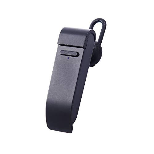 Greaked Multi-Language Instant Translator Voice Translator Wireless Bluetooth Earphone Headphones Traductor Simultaneo Russian Language Black