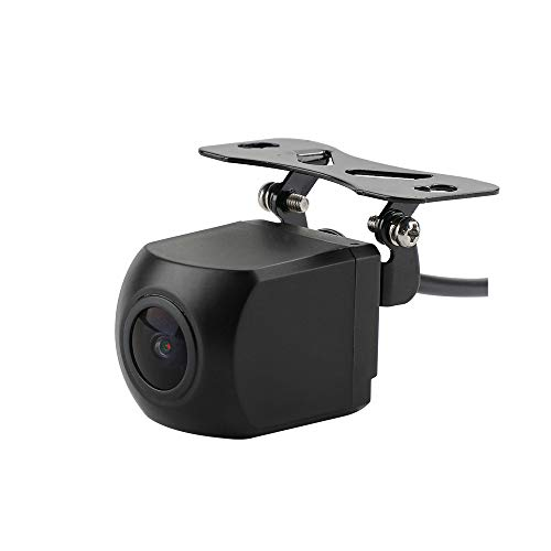MiCarBa HD 170 Grados Ojo de pez Lente Estrella visión Nocturna Coche Marcha atrás cámara de visión Trasera Mini cámara de Aparcamiento
