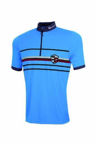 Gonso Herren Bike-Shirt Moritz ,malibu (354),  S, 19006
