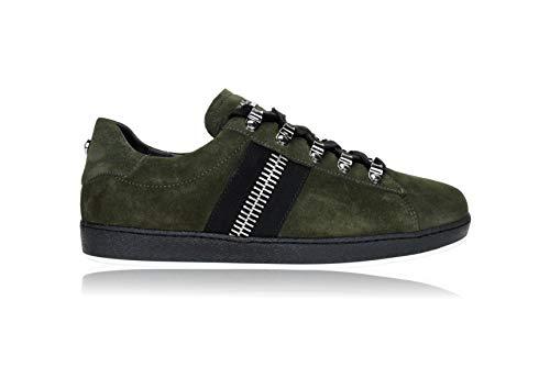 Balmain 147 Eric Sneaker für Herren, Grün - grün - Größe: 45 EU