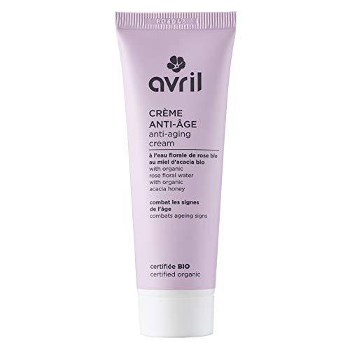Avril Organic Crema Antienvejecimiento, 50 mililitros