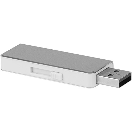 Bullet Glide USB 8GB (One Size) (Silver)