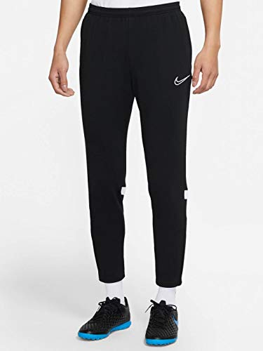 Nike, Dri-Fit Academy, Pantaloni della Tuta, Nero/Bianco/Bianco/Bianco, M