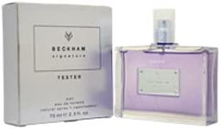 Men David Beckham Beckham Signature EDT Spray (Tester) 1 pcs sku# 1788224MA