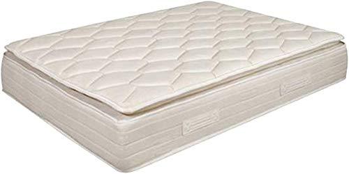 PIKOLIN Materasso Pillow Top Double Face, 33 cm, 90 x 200 cm