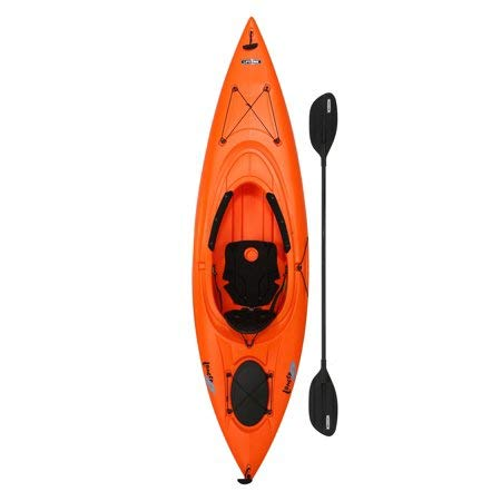 Lifetime' Lancer 100 Sit-In Kayak (Paddle Included)