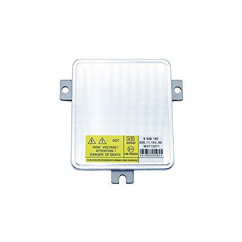 NFSpeeding Xenon Ballast HID Scheinwerfer Steuergerät Vorschaltsteuergerät E90 E91 XC70 V70 S80 W3T13271 6948180 63126948180 E90 E91 3 Series
